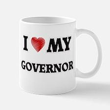 I love my Governor Mugs