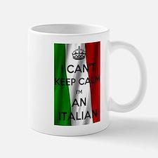 I CAN'T KEEP CALM I'M AN ITALIAN Mugs