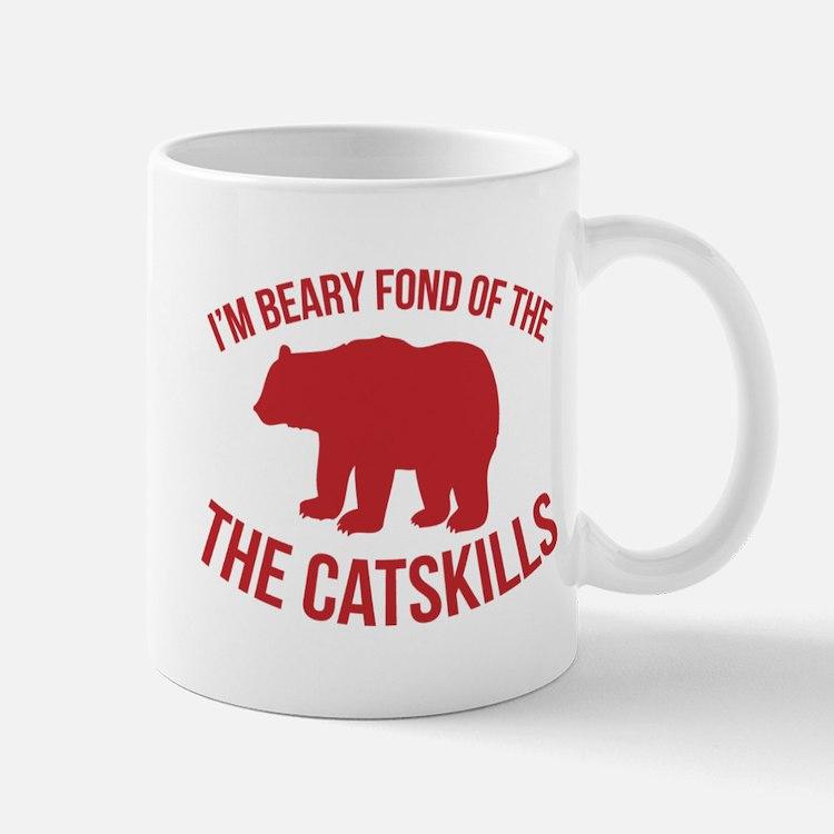 Beary Fond of the Catskills Mugs