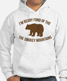 Beary Fond of the Smokey Mountai Hoodie