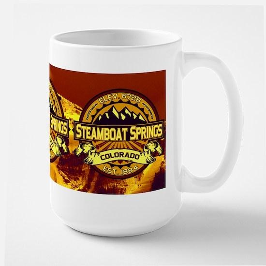 Steamboat Springs Vibrant Mugs