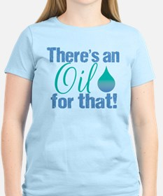 Oil for that blteal T-Shirt