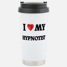 I love my Hypnotist Travel Mug