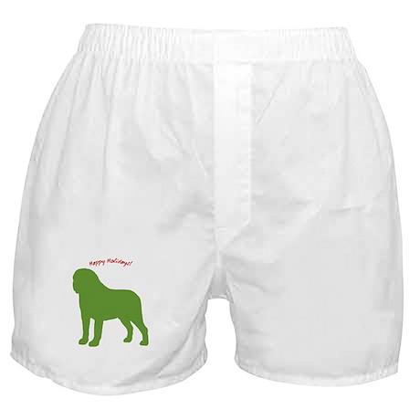 Happy Holidays! Boxer Shorts