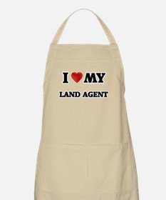 I love my Land Agent Apron