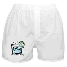 Rock Me, Baby Cocktail Boxer Shorts