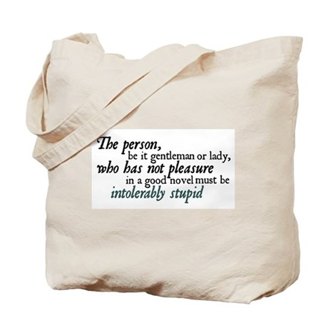 Intolerably Stupid Tote Bag