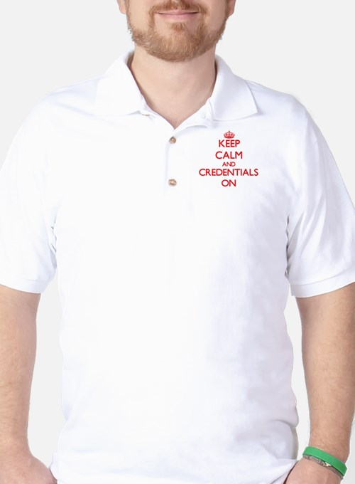 Credentials T-Shirt