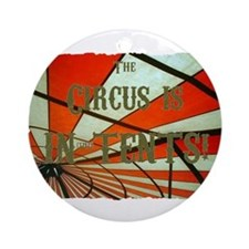 In-Tents Merchandise Ornament (Round)