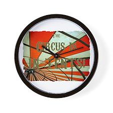 In-Tents Merchandise Wall Clock