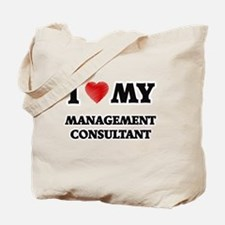 I love my Management Consultant Tote Bag