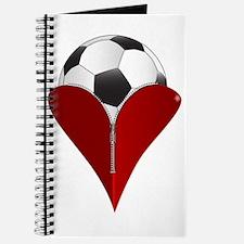 Love Soccer Journal