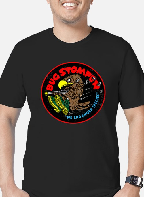 Bug Stomper Distress T-Shirt