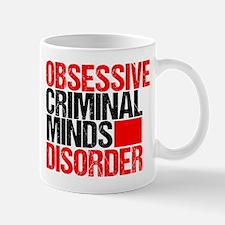 Criminal Minds Obsession Mug