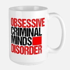 Criminal Minds Obsession Mug