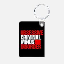 Criminal Minds Obsession Keychains