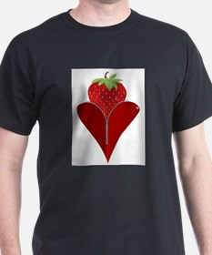Love Strawberry T-Shirt