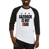 Gazerock is not dead Baseball Tee