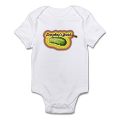 Everything's Jewish Infant Bodysuit