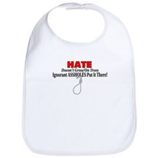 Hate Symbol Bib