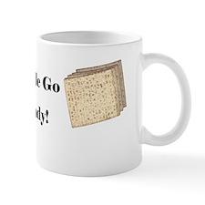 Let My People Go Eat Mug