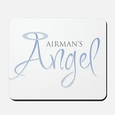 Airman's Angel Mousepad