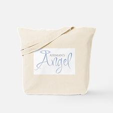 Airman's Angel Tote Bag