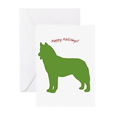 Happy Holidays! Greeting Card