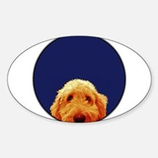 Golden Doodle Decal