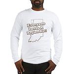 Everyone Loves A Region Rat Long Sleeve T-Shirt