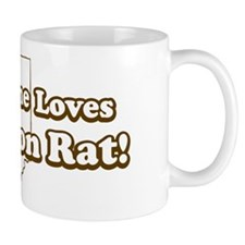 Everyone Loves A Region Rat Mug