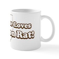 Everyone Loves A Region Rat Small Mug
