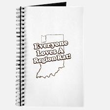 Everyone Loves A Region Rat Journal