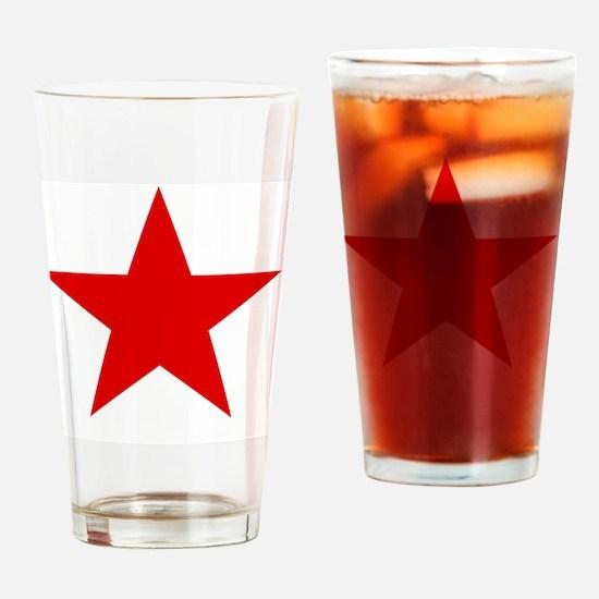 Cool Communist Drinking Glass