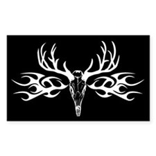Hunt Rectangle Decal