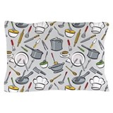 Chef Pillow Cases