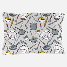 Chef's Tools Pillow Case