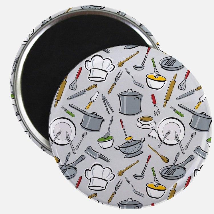 Kitchen Utensils Magnets Kitchen Utensils Refrigerator Magnets Cafepress