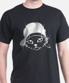 Keanu Kitten Graphic T-Shirt