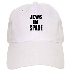 Jews in Space Baseball Cap