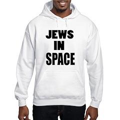 Jews in Space Hoodie