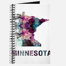 Mosaic Map MINNESOTA Journal