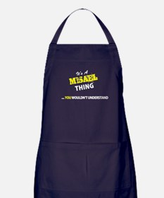 MISAEL thing, you wouldn't understand Apron (dark)