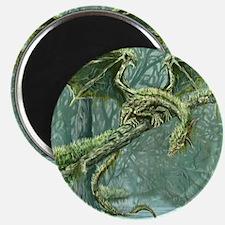 Grassy Earth Dragon Magnets