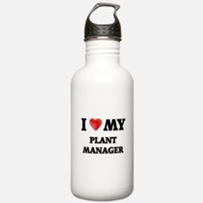 I love my Plant Manage Water Bottle