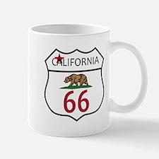 Route 66 California Mugs
