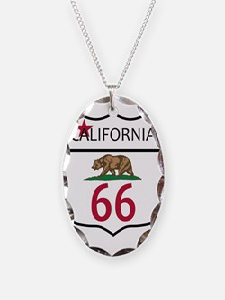 Route 66 California Necklace
