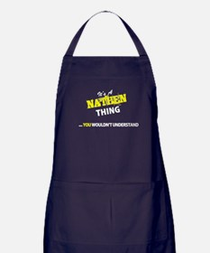 NATHEN thing, you wouldn't understand Apron (dark)