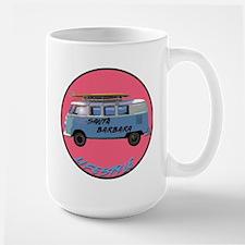 Santa Barbara Roadtrip Mugs