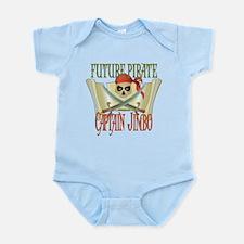 Captain Jimbo Infant Bodysuit